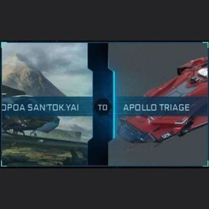 SAN'TOK.YAI TO APOLLO TRIAGE | Might | Space Foundry Marketplace