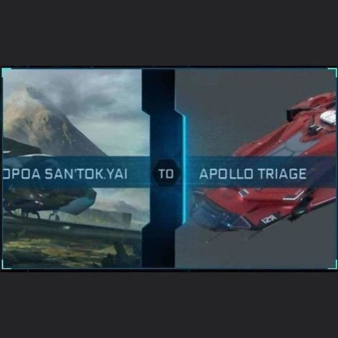 SAN'TOK.YAI TO APOLLO TRIAGE | Upgrade | Might | Space Foundry Marketplace.