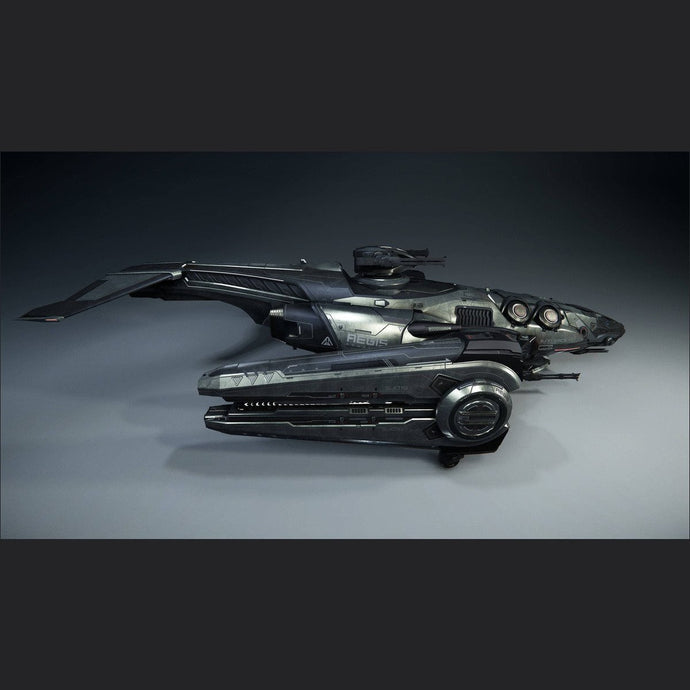 REDEEMER - LTI - CCUed | Standalone CCU'd Ship | JPEGS STORE | Space Foundry Marketplace.