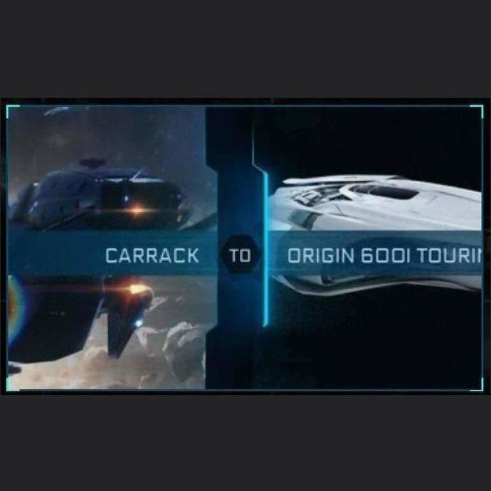 Carrack to 600i Touring | Might | Space Foundry Marketplace