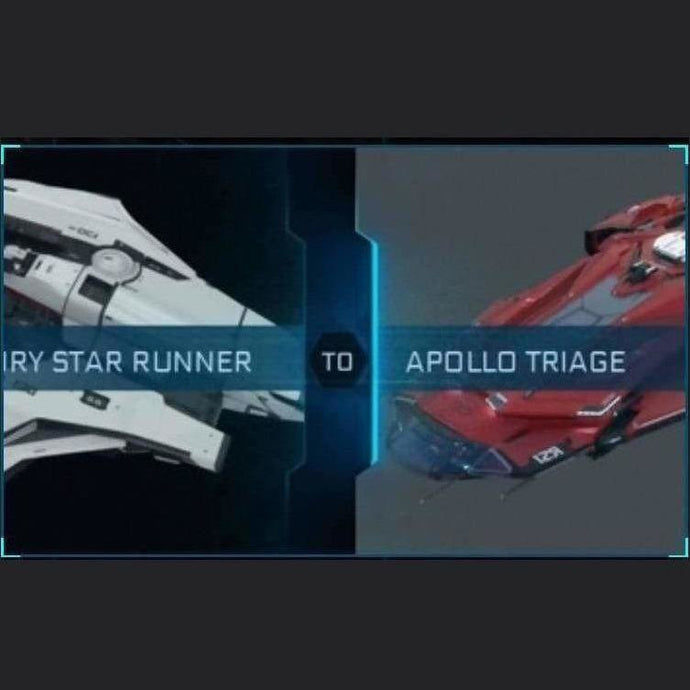 Mercury Star Runner to Apollo Triage | Upgrade | Might | Space Foundry Marketplace.