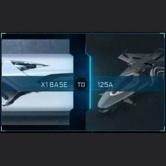 X1 base 125a | Upgrade | Might | Space Foundry Marketplace.