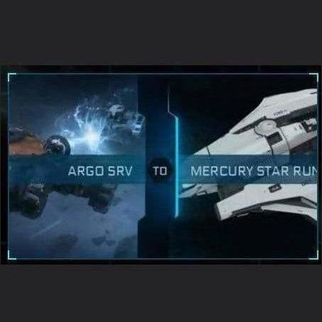 SRV to Mercury Star Runner | Upgrade | Might | Space Foundry Marketplace.
