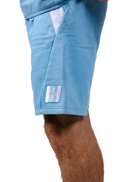 2HYPE Lt. Blue Fleece Shorts