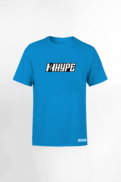 2HYPE Logo Blue/Black Tee