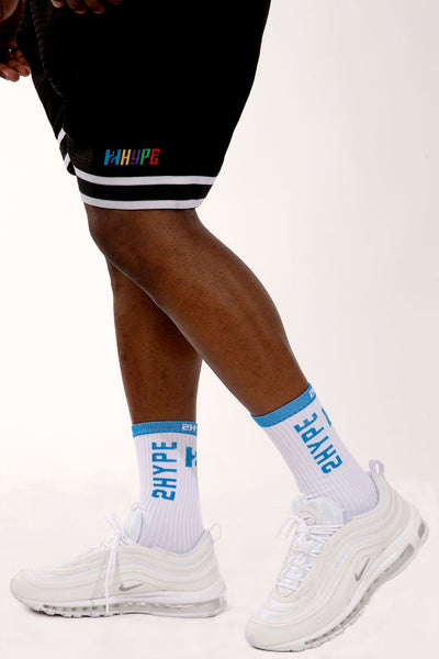 2HYPE Blue Socks