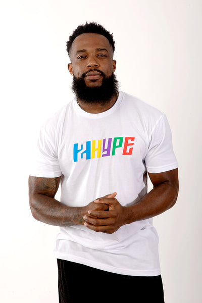 2HYPE MC White Tee