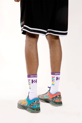 2HYPE Multi Socks