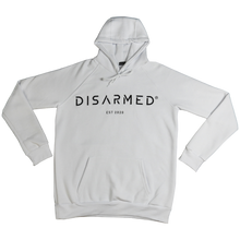 Load image into Gallery viewer, Oversize 3D Embroidered Hoodie - White