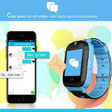 Load image into Gallery viewer, 3G GPS Tracker Smart Children Watch