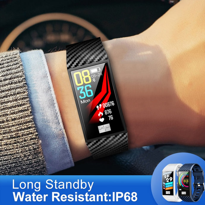 DT58 Smart Bracelet With Heart rate Monitor