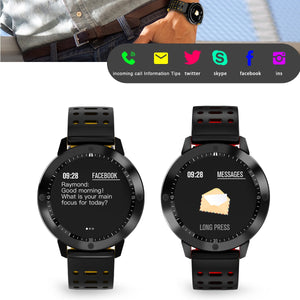Smart Watch /w Tempered glass