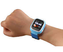 Load image into Gallery viewer, Smart Watch Kids SOS Alarm Clock GPS