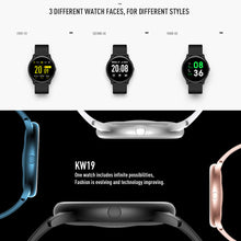 Load image into Gallery viewer, KW19 Pro Women Smart Watch Full Touch Screen