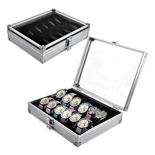 Load image into Gallery viewer, Aluminum Alloy Case  Watch storage box