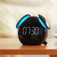 Load image into Gallery viewer, Color Changing Kids Alarm Clock