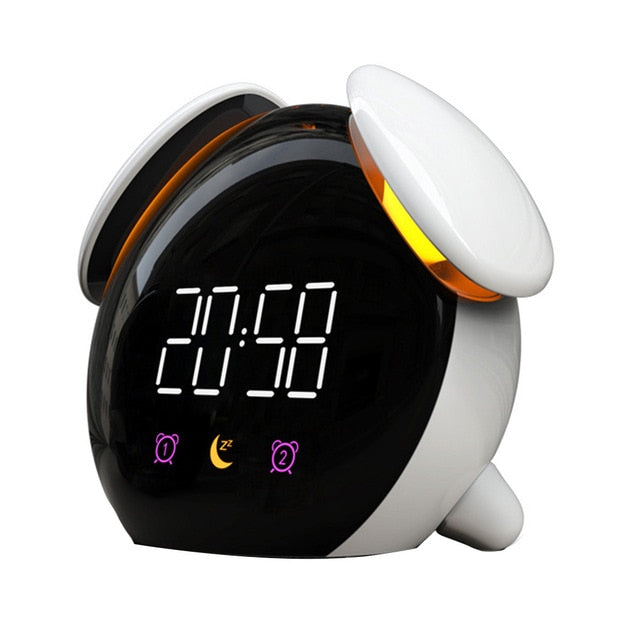 Color Changing Kids Alarm Clock