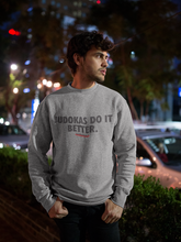 "Charger l'image dans la galerie, JA Sweat ""judokas do it better"" pour Lui"