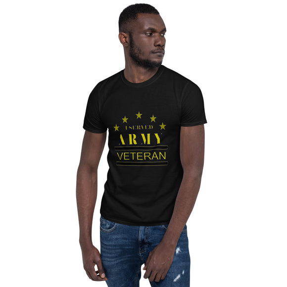 I served T Shirt (Army)