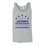 Air Force Veteran (I Served)