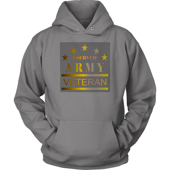 Army Veteran (I Served)