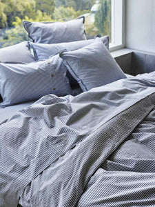 Harbour Stripe - bed linen-Bed Linen - Cotton-Sheets on the Line