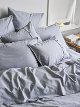 Load image into Gallery viewer, Fog - bed linen-Bed Linen - Cotton-Sheets on the Line