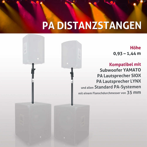 PA Distanzstangen Double Set (42666958)