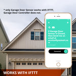 YoLink Garage Door Kit 1 Works with Alexa, Google Assistant, and IFTTT, YoLink Hub Required