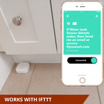 Smart Home Starter Kit Includes YoLink Hub, Door Sensor, Leak Sensor & Plug Mini