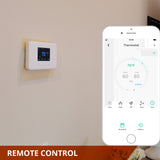 YoLink Smart Thermostat Works with Alexa, Google Assistant, and IFTTT, YoLink Hub Required
