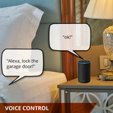 YoLink Garage Door Kit 2 Works with Alexa, Google Assistant, and IFTTT, YoLink Hub Required