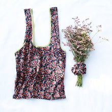 Load image into Gallery viewer, TOTE BAG + MATCHING SCRUNCHIE ~ NANA