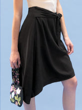 Load image into Gallery viewer, THE TIE WAIST SKIRT ~ VALENTINE  ~ Final Sale