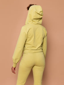THE CHAMP HOODIE - Pear