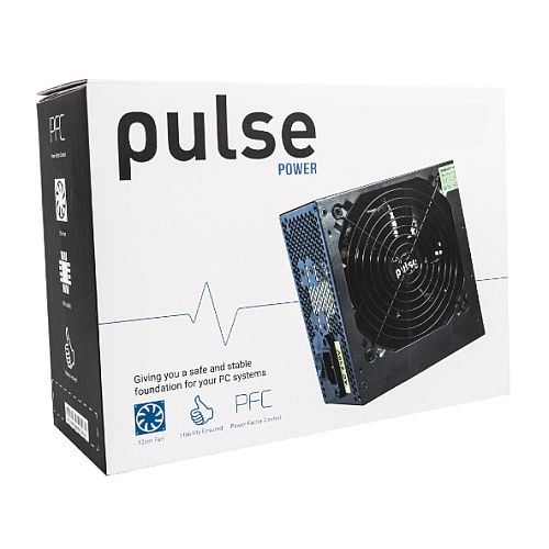 Pulse Power 500W PSU