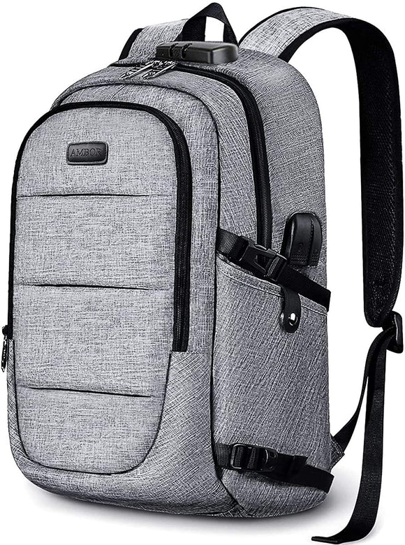 Anti-Theft Laptop Backpack/Bag
