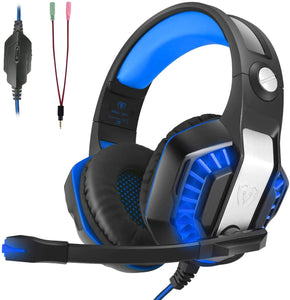 Chereeki RGB Wired Gaming Headset