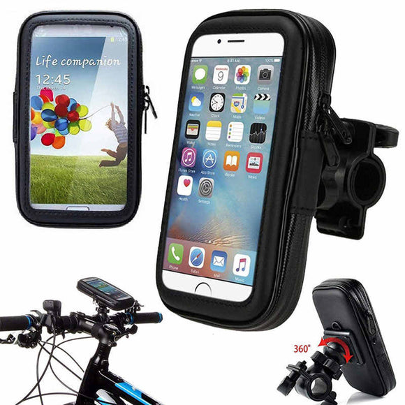 Waterproof Bike Handlebar Phone Mount