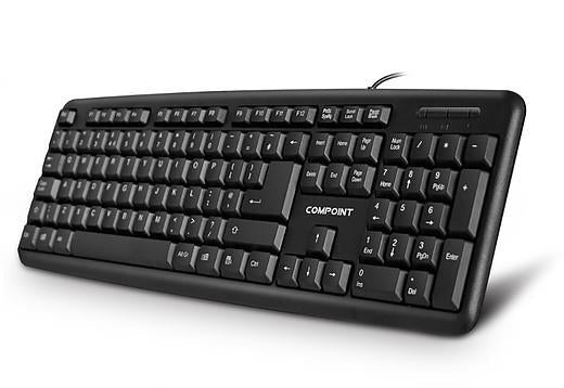 Generic usb Keyboard Black