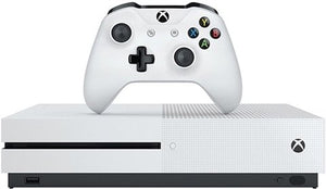 Xbox One S Console, White *USED*