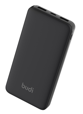 Budi 10000mAh Double USB Pocket Power Bank