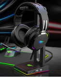 Havit RGB Headset + Stand Combo
