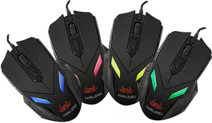 Zark LED Wired Gaming Mouse