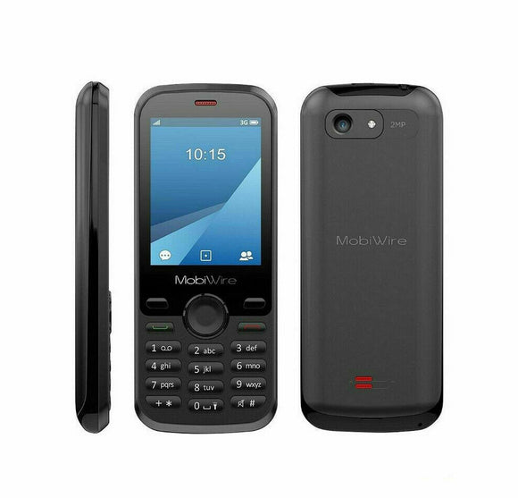 Mobiwire Aponi 3G Phone, Unlocked