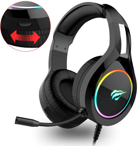Havit RGB Wired Gaming Headset