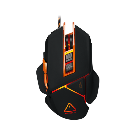 Hazard Gaming Mouse GM-6