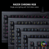 Razer Cynosa Lite USB Gaming Keyboard with RGB Chroma