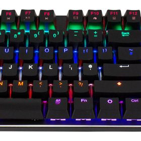 Pantheon Mechanical LED Wired Gaming Keyboard