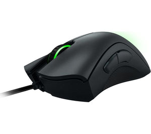 Razer DeathAdder Essential Optical Gaming Mouse, Black